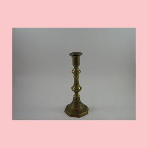 Candelabro de bronce